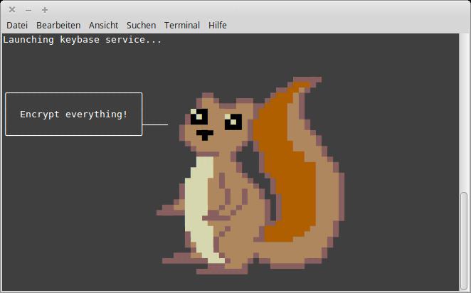 Keybase.io Squirrel